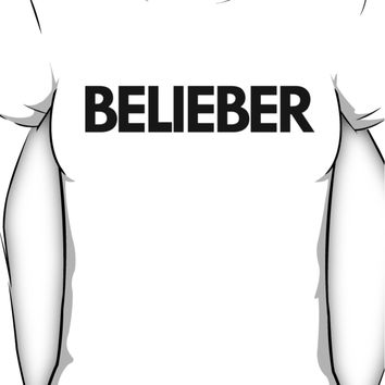 BELIEBER Women's T-Shirt