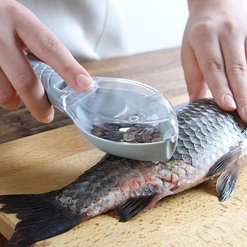 Fish Scale Scraping Removal Knife