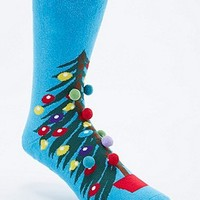 Christmas Tree Socks - Urban Outfitters