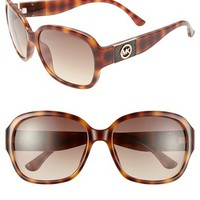 MICHAEL Michael Kors 'Lydia' 57mm Sunglasses