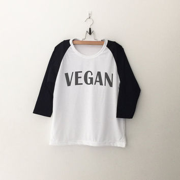 815c8fba712 Vegan sweatshirt T-Shirt tee womens girls teens unisex grunge tumblr quote  slogan inst