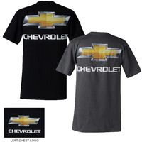 Chevrolet Bowtie T-Shirt-Chevy Mall