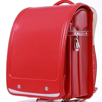 Randoseru Coulomb Authentic Japanese School Backpack