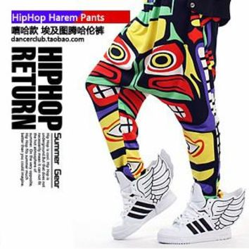 Harem  Hip Hop Pants