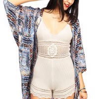 Kindred Spirit Knit Romper