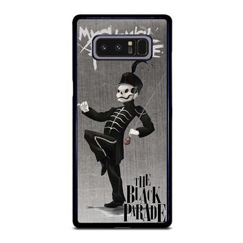 MY CHEMICAL ROMANCE BLACK PARADE Samsung Galaxy Note 8 Case Cover