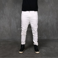 BM Wrinkle Stretch Skinny Jeans