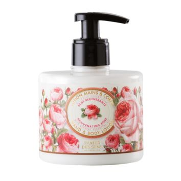 PANIER DES SENS ROSE HAND AND BODY LOTION