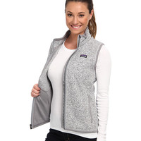 Patagonia Better Sweater™ Vest Birch White - Zappos.com Free Shipping BOTH Ways