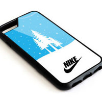New Merry Christmas Tree.Nike iPhone 7 7+ 8 8+ X Hard Plastic Protect Case