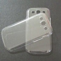 DIY Crystal Clear Hard Snap-on Cover Case for Samsung Galaxy S3 --- By Pixiheart:Amazon:Arts, Crafts & Sewing