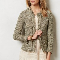 Fringed Eliot Cardigan