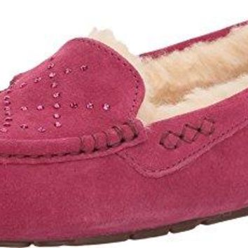 UGG Womens Ansley Crystal Diamond Holiday Gift Box UGG slippers women ansley
