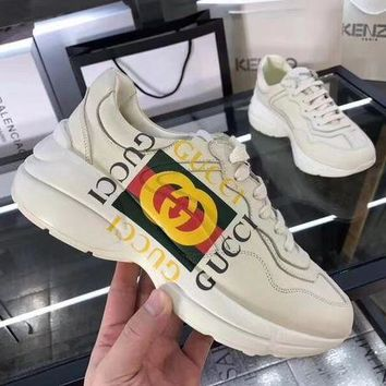GPONU3 GUCCI ¡°Dad Shoe¡±