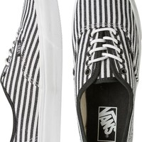 VANS HICKORY STRIPES SLIM SHOE