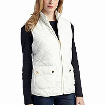 New Directions® Weekend Puffer Vest - Belk.com