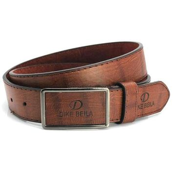 Hot Sale Luxury Mens Waist Strap Belt Casual Leather Automatic Buckle Belt Waistband Life