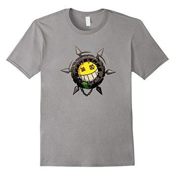 Overwatch Junkrat Spin Spray Tee Shirt