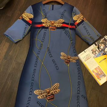 NEW 100% Authentic gucci Dress ♀28