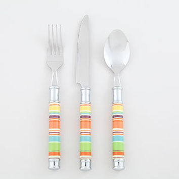 Bali Flatware Collection | Flatware| Kitchen & Dining | World Market