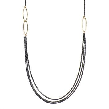 victoria bekerman lua short necklace