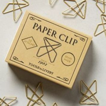 Folio Paper Clips by Anthropologie
