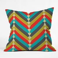 Holli Zollinger Gypsy Multi Throw Pillow