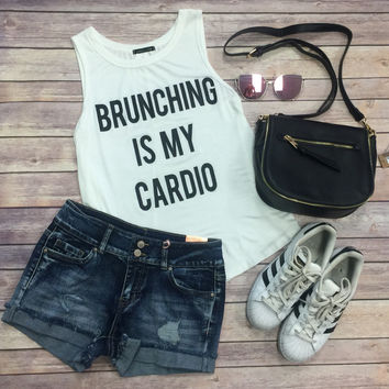 Brunching is my Cardio