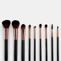 Nude by Nature Brush Set at asos.com