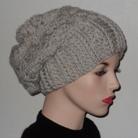 Toque Slouch Hat