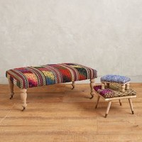 Kosi Nesting Ottomans by Anthropologie Multi One Size Furniture