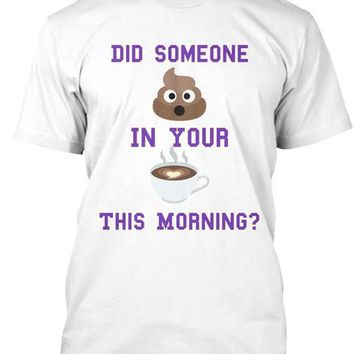 Poop Emoji Coffee