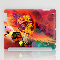 Uncaged iPad Case by Mat Miller