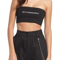 I.AM.GIA Army Bandeau Sports Bra | Nordstrom