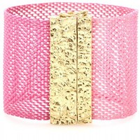 mytheresa.com -  Marc by Marc Jacobs - OMBRÉ MESH BRACELET - Luxury Fashion for Women / Designer clothing, shoes, bags