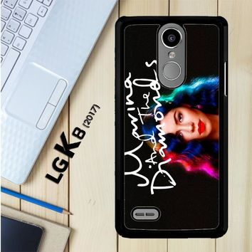 Marina And The Diamonds Z1529 LG K8 2017 / LG Aristo / LG Risio 2 / LG Fortune / LG Phoenix 3 Case