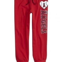 Mlb® Los Angeles Angels Capri Sweatpants | Girls Mlb® Clearance Sports Fan Gear | Shop Justice
