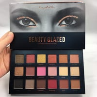 $6.9 Per Pieces 3pcs kylighter Eyeshadow manny muas beauty Professional Make up Cosmetics Kilie textured Shadows Palette DL-280