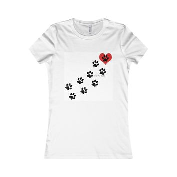 Women's Fur Baby T-Shirt