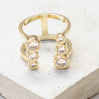 Floating Ring - Gold