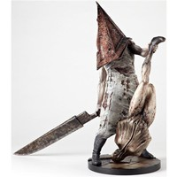 "Red Pyramid Thing / Pyramid Head 13"" Limited Edition PVC Statue -  Silent Hill Silent Hill 2"