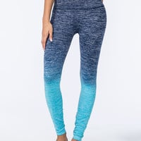 NAMAWEAR Long Ombre Womens Yoga Pants   Gifts Under $25