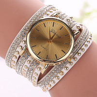 New Arrival Exclusive Women's Dress Brand Quartz Wrist Watch
