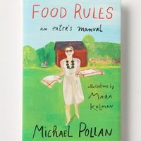 Food Rules: An Eater's Manual  - Anthropologie.com