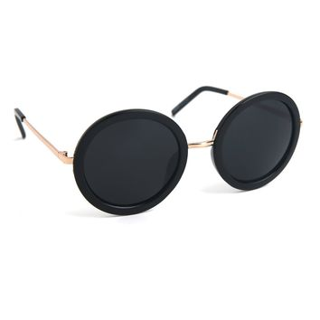 JOOX Retro Round Sunglasses Small Mirror Hippie Vintage Inspired