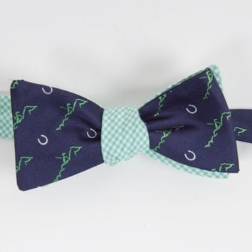 The Backstretch Mixer Bow Tie
