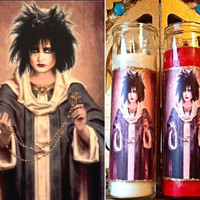 Siouxsie Sioux Candle