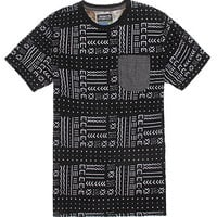Modern Amusement Tracks Short Sleeve Woven Pocket T-Shirt at PacSun.com