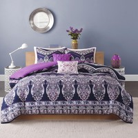 Intelligent Design Kinley 5-piece Comforter Set | Overstock.com Shopping - The Best Deals on Teen Comforter Sets