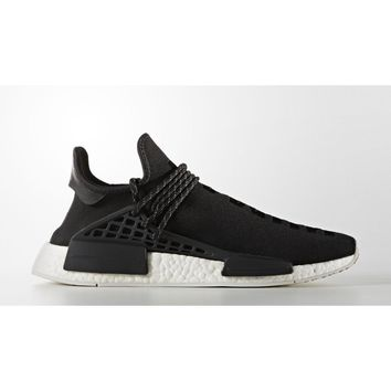Adidas Hu NMD x Pharrell Williams Core Black/Core Black/Core Black (Human Species) LIM